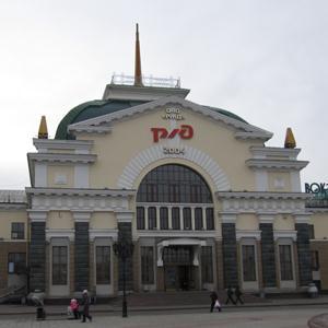 Железнодорожные вокзалы Хасавюрта